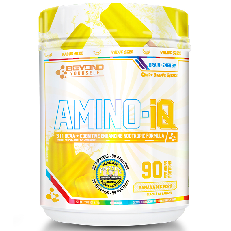 Beyond Yourself Amino-iQ *VALUE SIZE!*
