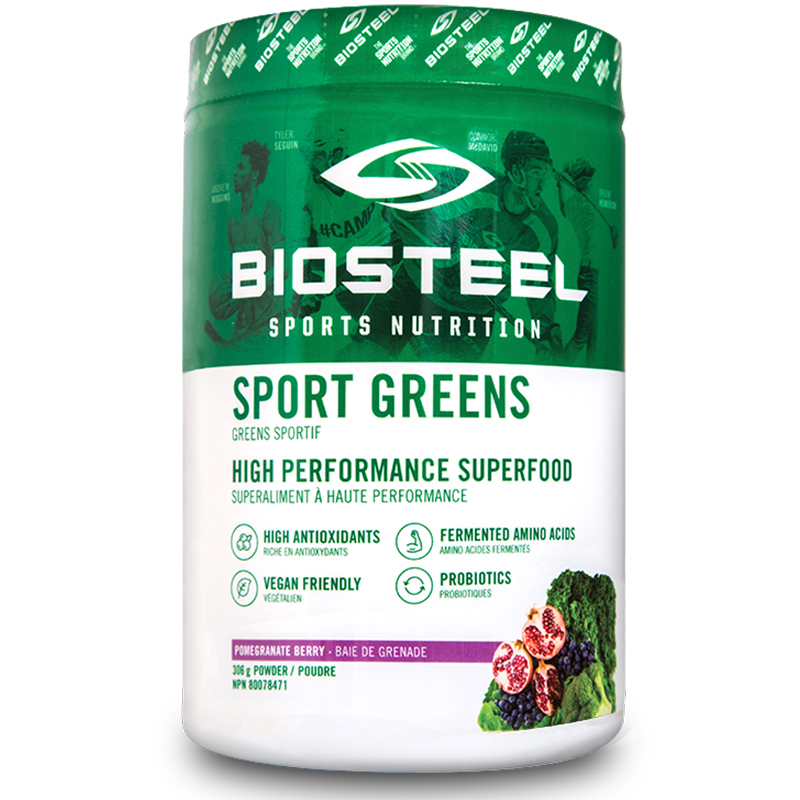 BioSteel Sport Greens High Performance Superfood