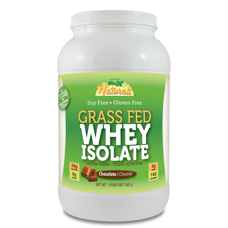Bio-X Naturals Grass Fed Whey Isolate