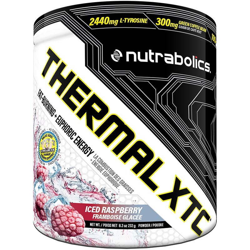 Nutrabolics THERMAL XTC *VALUE SIZE!*