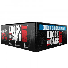 5% Nutrition Knock The Carb Out Keto Bar - Chocolate Coconut Almond