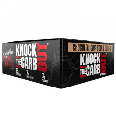 5% Nutrition Knock The Carb Out Keto Bar - Chocolate Chip Cookie Dough