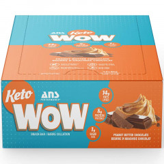 ANS Performance Keto WOW Snack Bar - Peanut Butter Chocolate