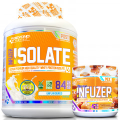 Beyond Yourself Infuzer Isolate *Exclusive Product* - Unflavoured + FREE BONUS Flavour Infuzer