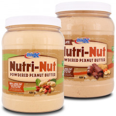 Bio-X Nutri-Nut Powdered Peanut Butter *VALUE SIZE!* *BUY 1, GET 1 DEAL!*