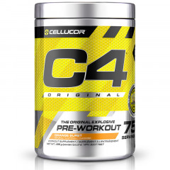 Cellucor C4 Original *VALUE SIZE!* --- Orange Burst