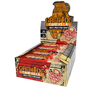 Grenade Carb Killa High Protein Bar - White Chocolate Salted Peanut