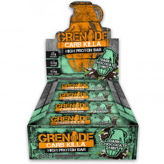 Grenade Carb Killa High Protein Bar - Mint Chocolate Chip