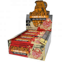 Grenade Carb Killa High Protein Bar - White Chocolate Cookie