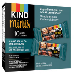 Kind Snacks Mini Nut Bars