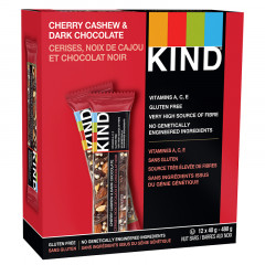 Kind Snacks Nut Bars - Cherry Cashew & Dark Chocolate