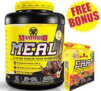 Mammoth Meal + FREE BONUS Mammoth EAA *Trial Size*