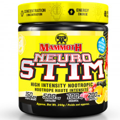 Mammoth Neuro Stim - Fruit Punch