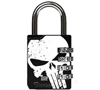 PERFORMA Premium Combination Lock Marvel Collection -  Punisher