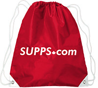 Supps.com Large Sling Bag