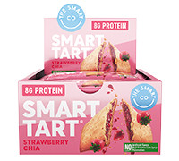 The Smart Co. Smart Tart - Strawberry Chia